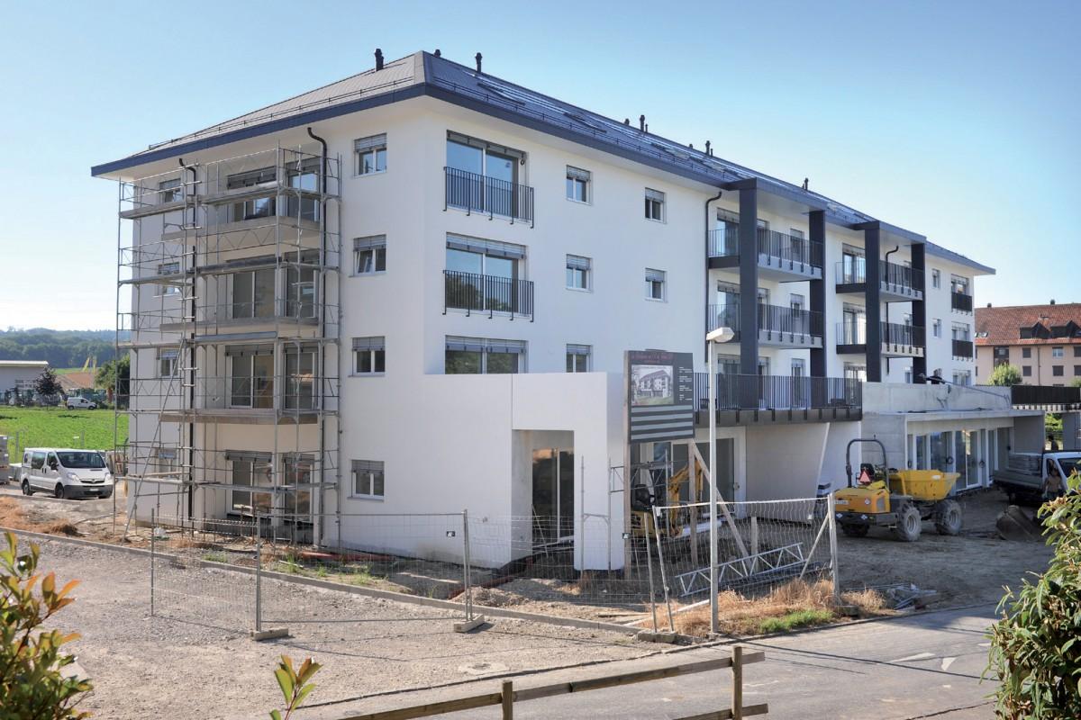 Des logements adaptés pour sociabiliser