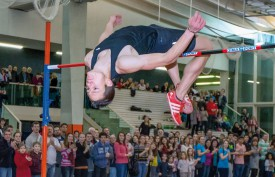 Le Croate Alen Melon a remporté le concours avec un saut à 2,23 m, établissant le nouveau record du meeting. © Champi