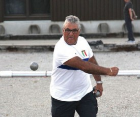 Antonio Caldarelli, un des meilleurs régionaux © Roger Juillerat
