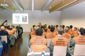 Le rapport d'activités 2015 de l'ORPC d'Yverdon s'est déroulé jeudi dernier, dans la Cité thermale. © Michel Duvoisin