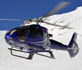 L'EC130 avait été acquis l'an dernier par Héli-Lausanne. DR