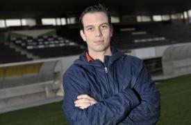 Julien Marendaz est un homme pressé: son équipe doit être rapidement performante. © Michel Duperrex