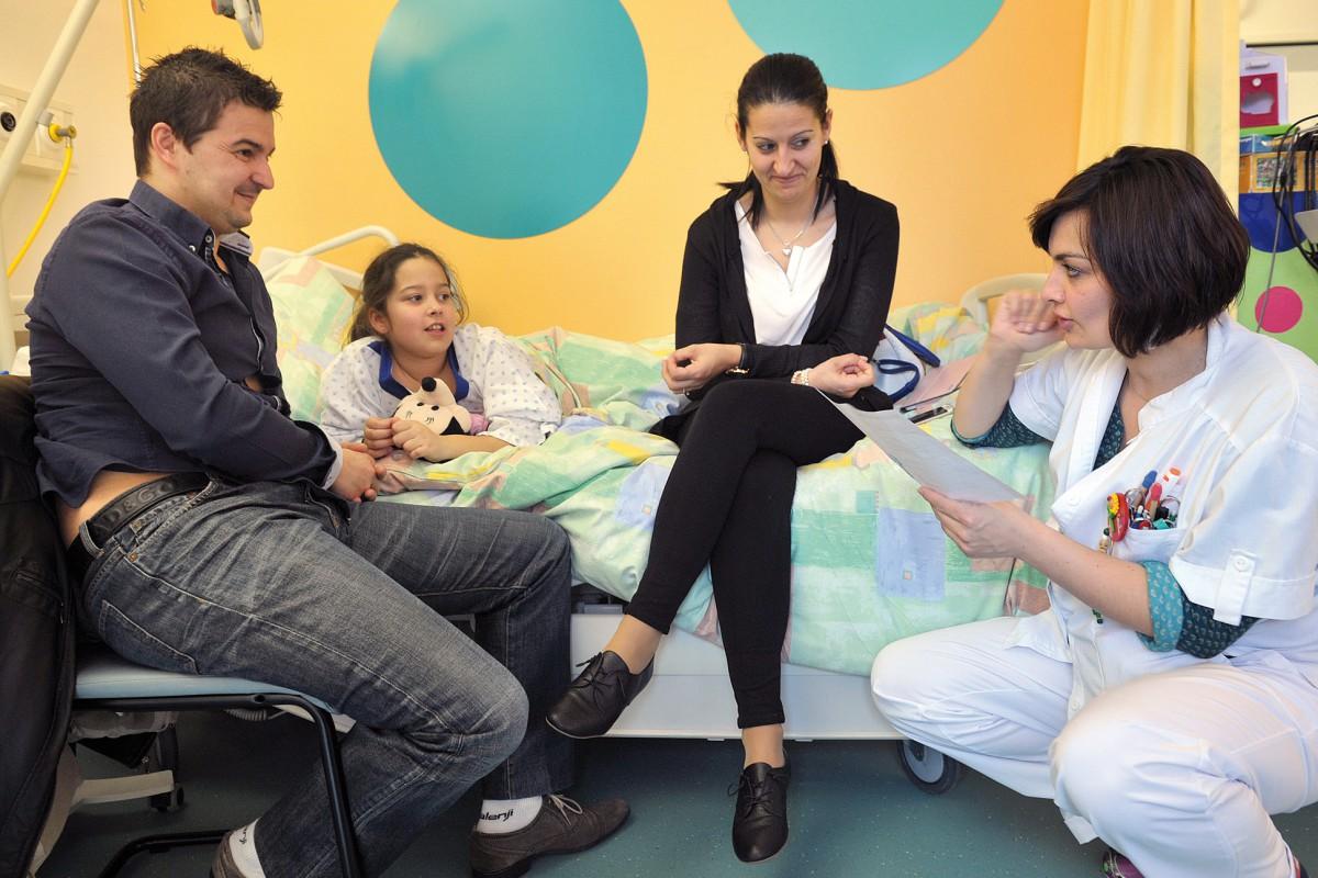 L'hypnose pour calmer les enfants hospitalisés