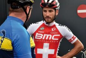 Danilo Wyss est devenu champion de Suisse l'année de ses 30 ans. © Blanchard -a