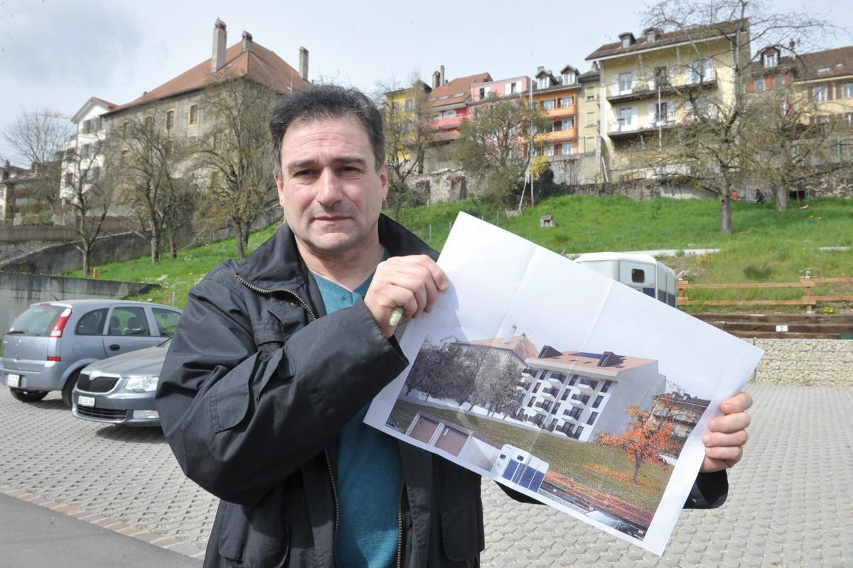 Le projet immobilier de la discorde
