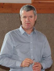 Le président du Cercle laitier d'Yverdon, Ueli Leibundgut, de Nonfoux. ©Roger Juillerat