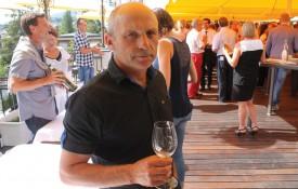 Olivier Chautems, secrétaire du comité de promotion des Côtes de l'Orbe. ©Ludovic Pillonel
