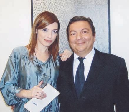 Natacha Koutchoumov et François Menna. DR