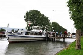 Yverdon-les-Bains mériterait une offre estivale plus étendue.