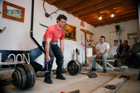 Le Sainte-Crix David Huerzeler a déjà, à son actif, un titre de champion d'Europe. Il tentera à nouveau sa chance en 2010 à Madrid.