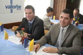 Marc Häsler, avocat à Morges, et Stéphane Costantini, syndic de Vallorbe, ont été élus au conseil d'administration.