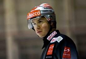 L'Yverdonnois Julien Niquille a aussi souvent fait la paire avec le Combier Stany Gnemmi, l'autre linesman nord-vaudois de Ligue nationale.