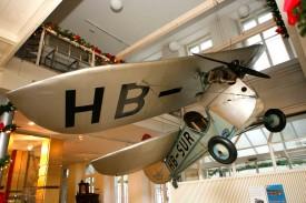 Le Pou du ciel est à admirer dans le hall du Musée.