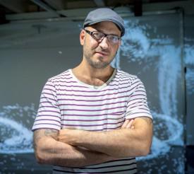 Marc Atallah a déjà plongé dans le monde du numérique avec son exposition «Danse avec les étoiles», de la Maison d'Ailleurs. ©Carole Alkabes