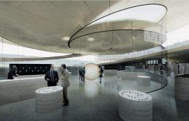 Le futur musée sera doté de plusieurs espaces thématiques. ©Audemars Piguet