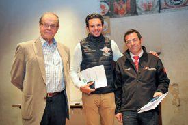 Air-Club: Georges Chevalley (président), Oliver Marich et Sean Wirz. ©Carole Alkabes