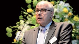 Pierre-André Meylan a proposé des solutions pour parvenir à une extension des CCT. ©Michel Duperrex