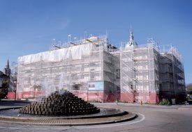 L'audit concernant le Service de l'urbanisme et des bâtiments avait été lancé après le dépassement de crédit lié aux travaux de réfection du Théâtre. ©Jacquet-a