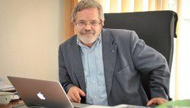 Jean-Marc Buchillier, directeur de l'ADNV, souhaiterait dynamiser le commerce de proximité grâce à la plateforme de vente en ligne Youpaq.com. ©Carole Alkabes