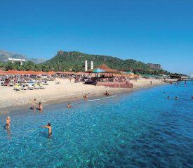Les plages du sud de la Turquie, ici Kemer, n'ont plus la cote. ©Wikicommons