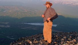 Les longues balades de Nicolas Reymond lui permettent d'explorer la nature qui l'entoure. ©DR