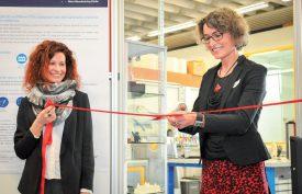 Un nouveau pôle de compétences d'impression 3D a été inauguré. ©Carole Alkabes