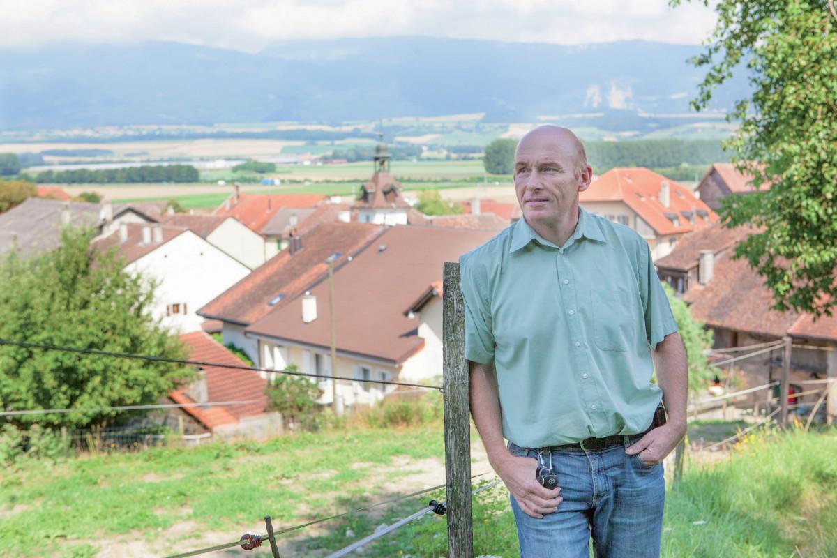 Sylvain Homberger, une vie passée au service de sa commune