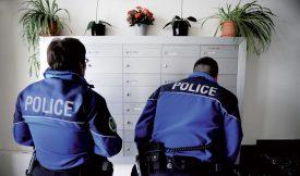 Les statuts unifiés pour toutes les polices du Canton sont encore loin de constituer une réalité. La problématique des salaires n'est, par ailleurs, guère mieux lotie. ©Jacquet-a