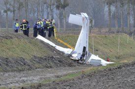 L'accident s'est produit le 23 février 2015 aux environs de 15h, non loin du Manège d'Yverdon-les-Bains. ©Michel Duperrex
