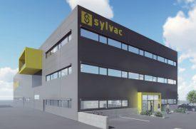 L'entreprise Sylvac espère pouvoir installer son siège, d'ici à 2019, sur une des parcelles situées derrière la société Safran Colibrys S.A., à Y-Parc. ©DR
