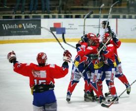 La victoire combière a été probante face à Franches-Montagnes.