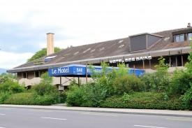 Le Motel est une porte d'entrée sur Yverdon-les-Bains.