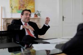 Pascal Broulis est partisan d'une gestion réfléchie et axée sur le long terme.