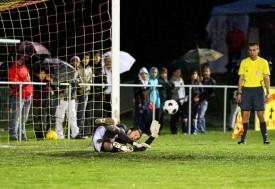 Marco Grosso a été décisif, détournant notamment le penalty d'Azeroual.
