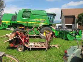 Le monde agricole est en pleine mutation...