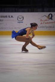 Laura Junod avait remporté le titre romand au Sentier il y a quelques semaines.
