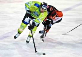 Sébastien Braillard et le HC Yverdon ont perdu en prolongation.