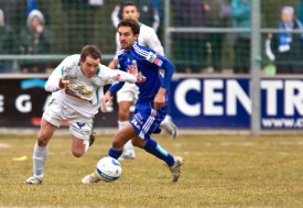 Martin Douillard et Yverdon Sport n'ont pas brillé à Bienne.
