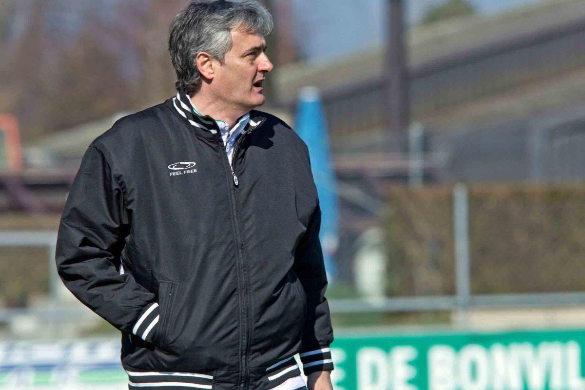 Vittorio Bevilacqua sur le banc de Thierrens