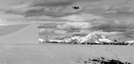 Il y en a même qui disent qu'ils ont vu Lucas Baume voler. © Philipp Ruggli