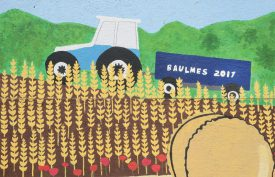 Les organisateurs de l'édition 2017 ont choisi le thème de la ferme. ©Michel Duperrex