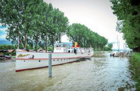 Le public pourra à nouveau embarquer à bord du Neuchâtel. ©Alkabes-a