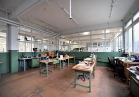 BlueLab propose également des ateliers pour les artisans. ©Michel Duperrex