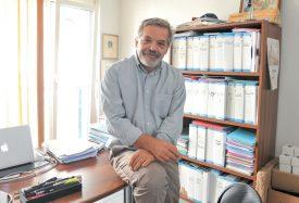 Directeur de l'ADNV, Jean-Marc Buchillier est également membre du groupe de travail qui oeuvre au choix des thématiques proposées par Forom à Yverdon-les-Bains. ©Carole Alkabes