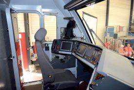 Les 119 locomotives pourront circuler vingt années supplémentaires. ©Michel Duvoisin
