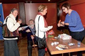 Les partenaires santé se sont réunis pour les proches aidants. ©Michel Duperrex