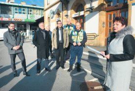 La convention de collaboration permettra de renforcer la sécurité de la gare sur un périmètre plus large. ©Michel Duperrex