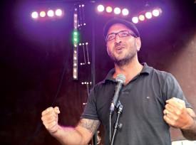 Marc Atallah, directeur artistique de Numerik Games. ©Michel Duperrex