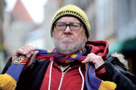 Malgré ses 70 ans, l'humoriste Bouillon a conservé son âme d'enfant. ©Michel Duperrex