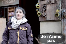 Eleonora regrette, quant à elle, le manque de communication entre les différents acteurs culturels. ©DR